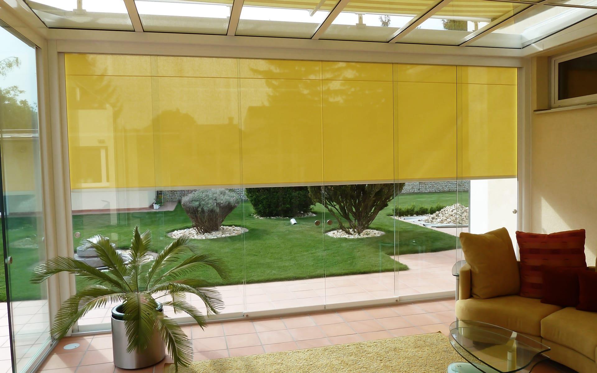 Sonnenschutz von der Michael Sommer GmbH