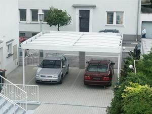 Carports bieten zuverlässigen Schutz für Ihr Auto