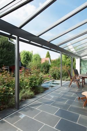Terrassenüberdachung für Ihren Sommergarten